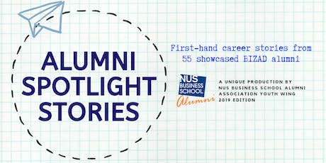 Connexxion 2019 - ALUMNI SPOTLIGHT STORIES tickets