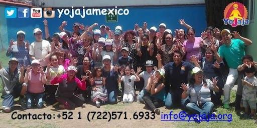 Metepec: Yoga de la Risa en el Parque Hípico, evento sin costo