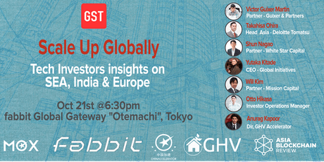 Scale Up Globally: Growing a Tech Company Beyond Japan tickets