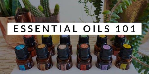 FREE doTERRA Essential Oils Class