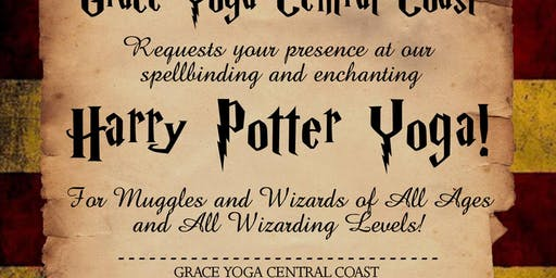 Harry Potter Yoga