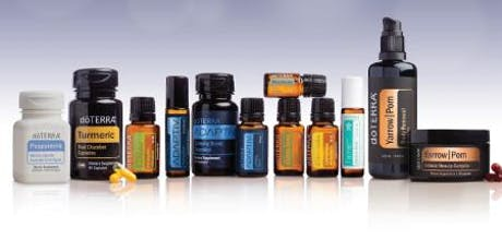 DoTerra New Essential Oil Launch tickets