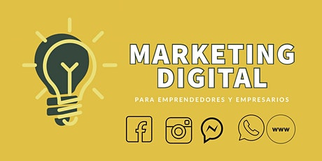 Incrementa tus VENTAS con MARKETING DIGITAL entradas