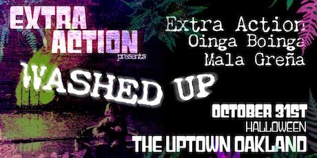 Extra Action, Oinga Boinga, Mala Greña & more Halloween Madness tickets