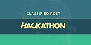 Classified Post Hackathon November 2019
