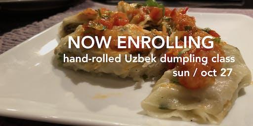 Uzbek Cooking Class & Lunch