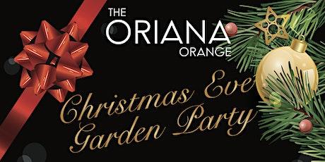 Christmas Eve Garden Party tickets