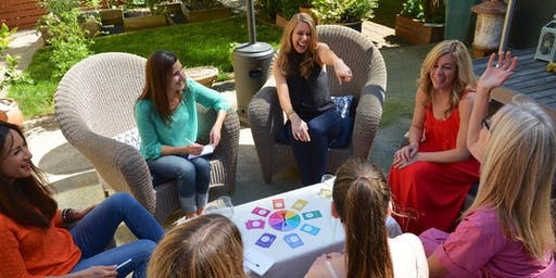 SPARKED-Women's Conversational Game Night/Potluck in Cedar Park!