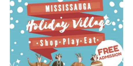Mississauag Holiday Market tickets