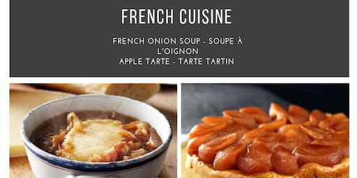 Tastes of the World - French Cuisine