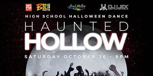 Haunted Hollow High School Party