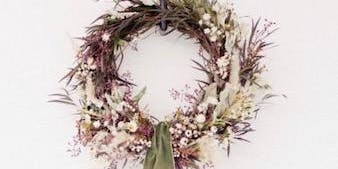 Christmas Wreath Workshop with Fresh Greenery