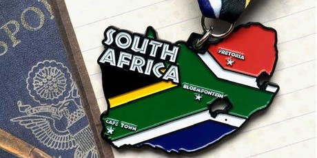2019 Race Across South Africa 5K, 10K, 13.1, 26.2 - Washington, D.C. tickets