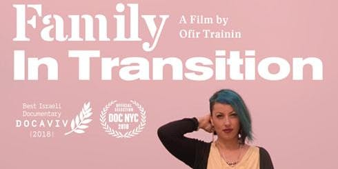 Family in Transition — 2019 Zonta Film Festival, Thursday