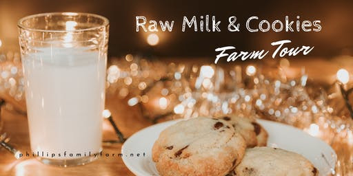 Raw Milk & Cookies Farm Tour