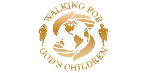 Walking for God's Children