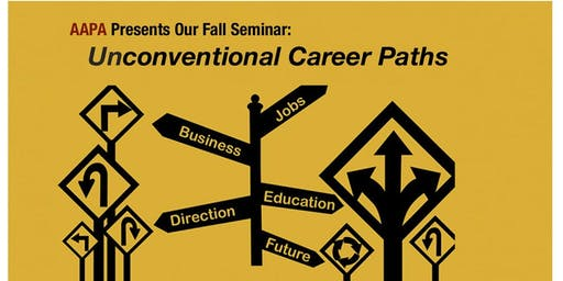 AAPA Fall Seminar: Unconventional Career Paths