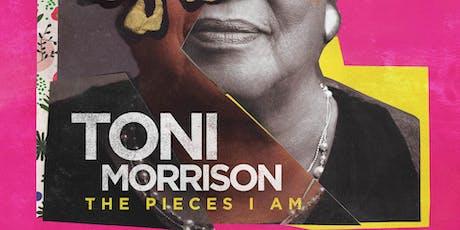 Toni Morrison: The Pieces I Am — 2019 Zonta Film Festival, Thursday tickets