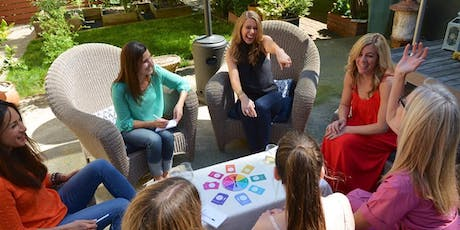 SPARKED-Women's Conversational Game Night/Potluck in Round Rock! tickets