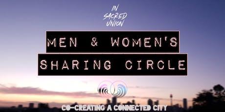 In Sacred Union - Men + Women's Sharing Night tickets