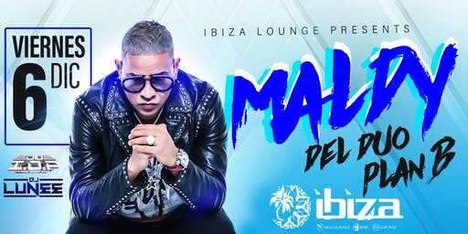 Maldy from Plan B live in concert