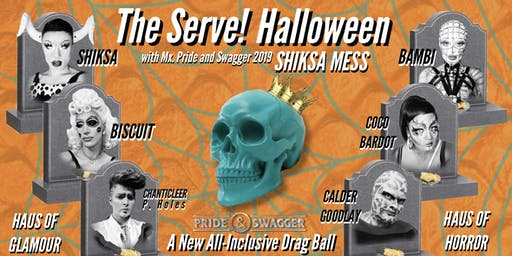 The Serve! - Halloween Haus Ball