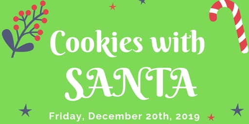 Cookies with Santa @ I Know Science-Broward