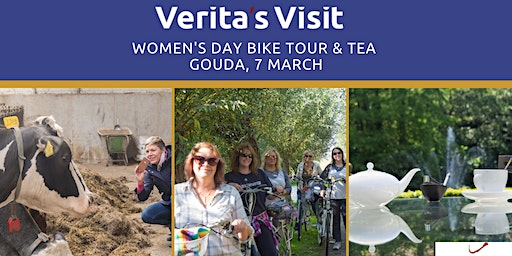 Gouda Women day's bike tour & tea