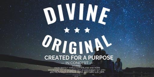 Divine Original - In Concert