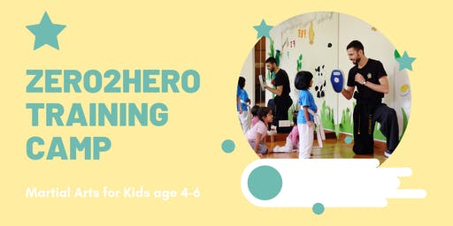 ZERO2HERO Training Camp (Age 4-6)