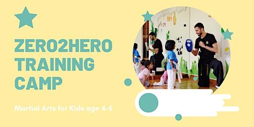 ZERO2HERO Training Camp (Age 4-6)