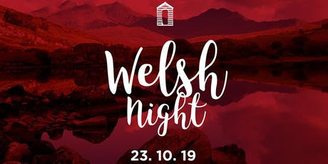 Welsh Night at Langland's tickets
