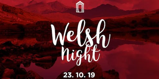 Welsh Night at Langland's