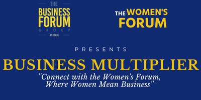 Women's Forum Business Multiplier