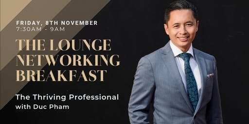 The Lounge Networking Breakfast | November