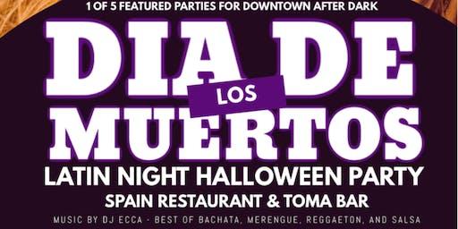 Dia de los Muertos:  Latin Night Halloween Costume Party