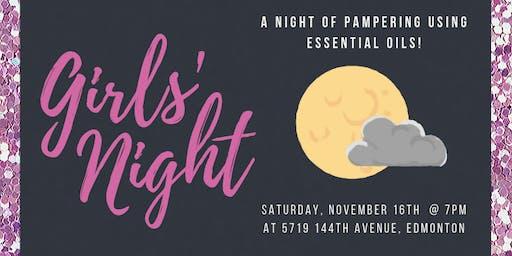 Girls Night- an evening of pampering!
