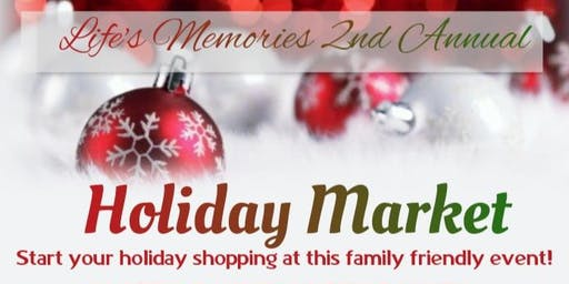 2nd Annual Holiday Market Craft Fair