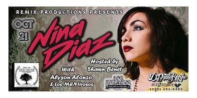 "Nina Diaz ""Simple To Confess"" Exclusive Set (special guest Alyson Alonzo)"