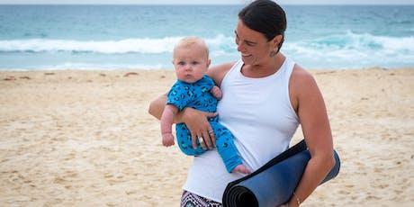 Mums & Bubs Yoga - Full Program Pass tickets