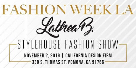 LaBreaB Stylehouse & Boutique Winter/ Holiday Fashion Show  tickets