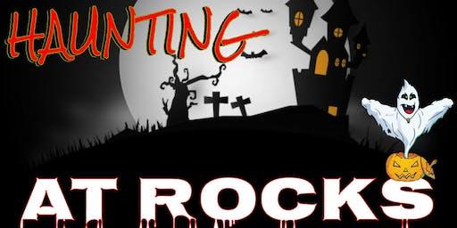 Haunting at Rocks