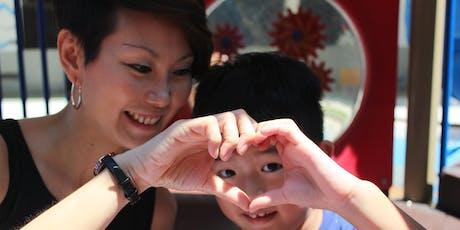Parent-Child Workshop: Family Yoga & Love Languages tickets