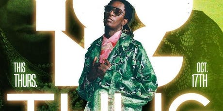 Young Thug ALBUM release party at OPIUM ATLANTA tickets