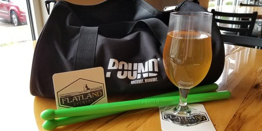 POUND and Pour at Flatland Brewery