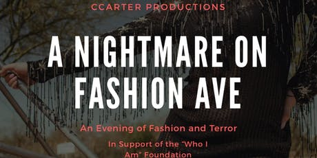 A Nightmare on Fashion Ave. tickets