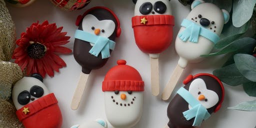 Merry Cakesicles class