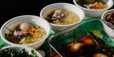 Side Hustle Wednesday Speaker: David Chan @nichijouramen + Pop-up Dinner