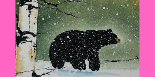 Winter Bear @ Ranchers