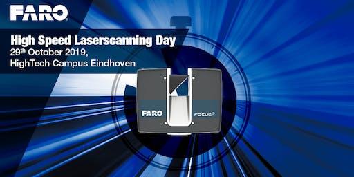 FARO High-Speed Laserscanning Day Eindhoven, Niederlande